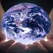 """Expressão: """"Ter o mundo nas mãos"""""""